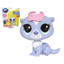 Littlest Pet Shop Figurka INDIGO OTTERSON B9425