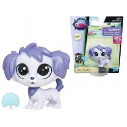Littlest Pet Shop Piesek PETEY PLUMFORD B9424 LPS