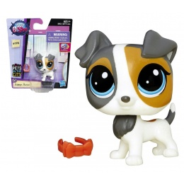 Littlest Pet Shop Piesek SCAMPS RUSSO B9421 #198